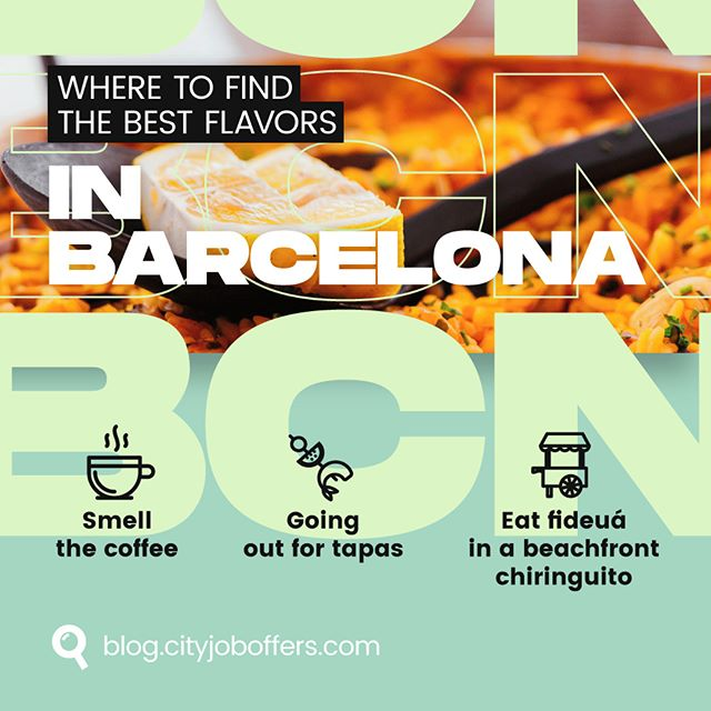 where to find the best flavours in barcelona