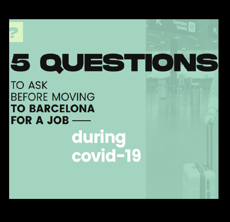 ask before moving to barcelona