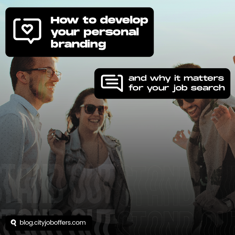 3 ways to use Personal Branding to be more hirable