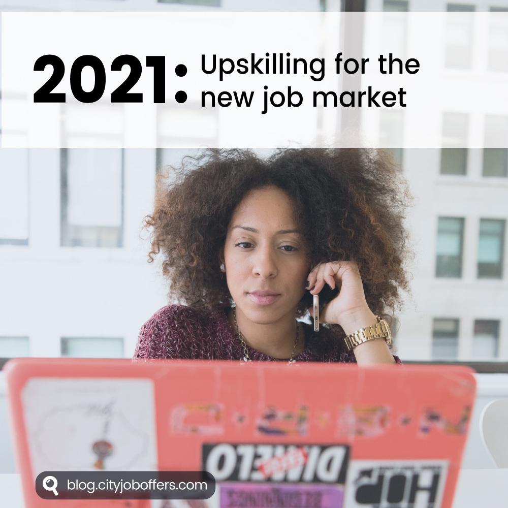 upskilling for the new job market