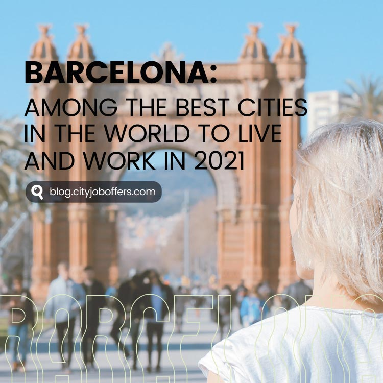 barcelona city to live