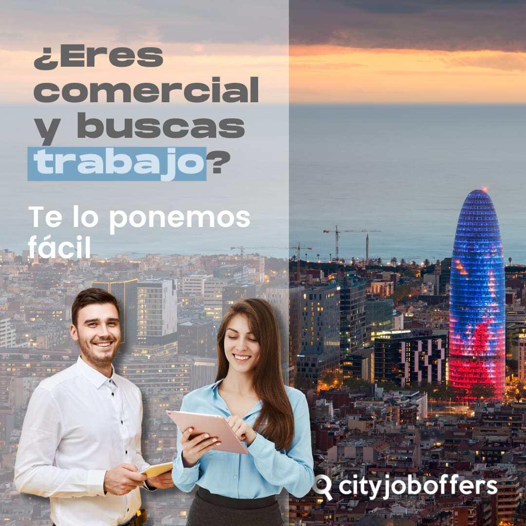 empleo comercial trabajo ventas españa empleo barcelona curriculum