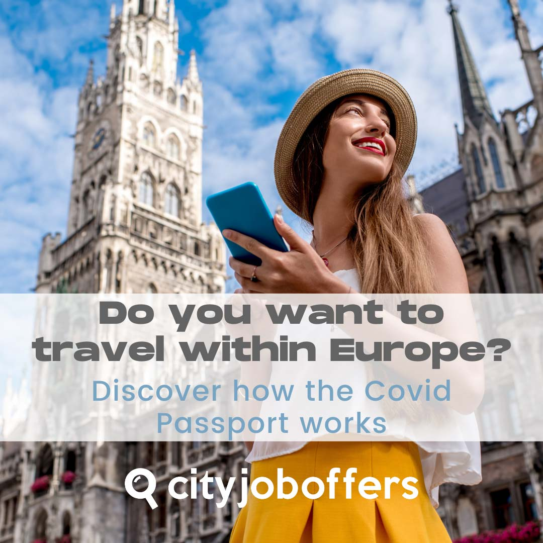 All you need you need to know about the European Covid Passport